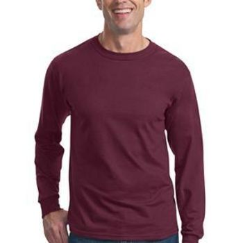 Heavy Cotton Hd® 100% Cotton Long Sleeve T Shirt Thumbnail